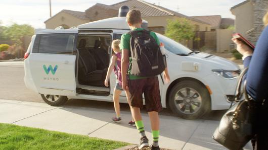 Waymo自动驾驶车凤凰城试驾一年 乘客反馈汇总