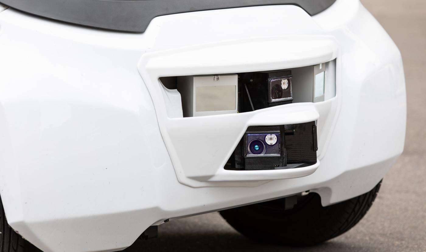 麦格纳与美国初创公司合作 推低速自动驾驶通勤车