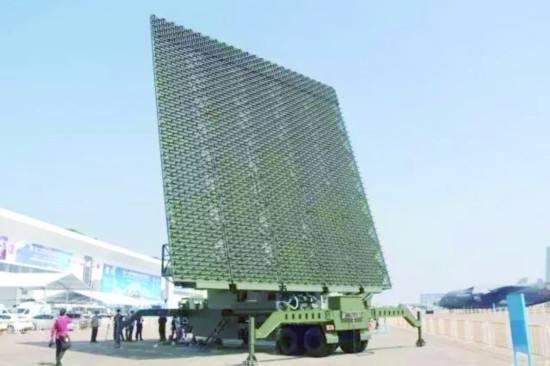 中国先进反隐身雷达公开亮相 一系统首次曝光