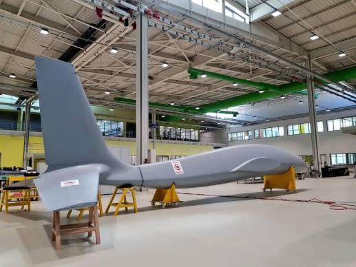 土耳其自研大型无人机曝光 2021年将交付