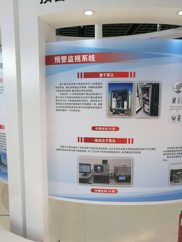 中国可用量子雷达技术可从太空监视高速飞行器