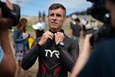 马拉松运动员横渡太平洋 全程约9000公里