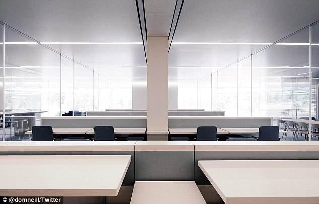 库克: 久坐是种新癌症 拟为员工配升降式办公桌