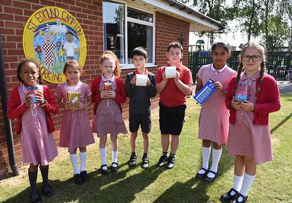 英国一所小学资金不足 恳请家长捐厕纸等必需品