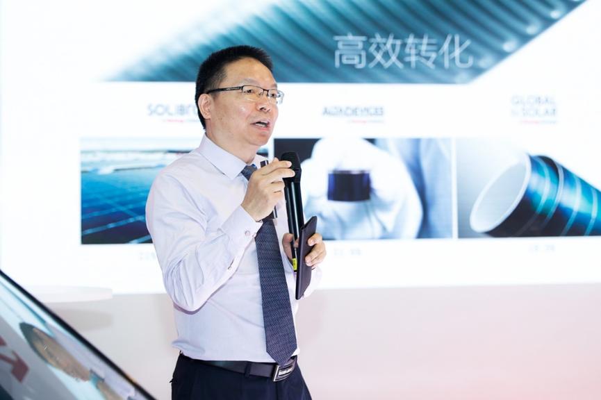 汉能张彬:移动能源时代让用电真正实现自由分享