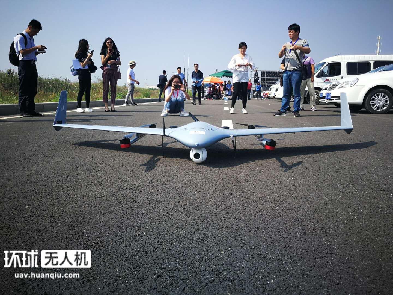 """零度智控发布ZT-3V系列无人机 CEO老杨说""""憋很久了"""""""
