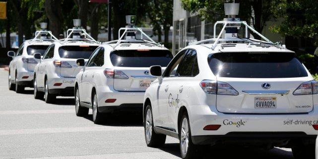 报告:自动驾驶汽车可能增加美国失业率