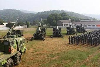 中国陆军最强火力?疑似新型155毫米卡车炮曝光