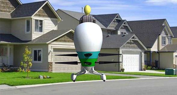 波音赞助GoFly设计大赛:10个载客无人机设计出炉