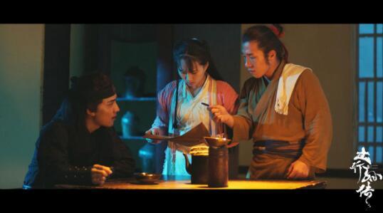《土行孙传》今日爆笑仿盛大传奇新服网首映 封魔纪神话英雄系列完美收官