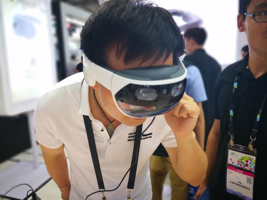 影创科技CESA连发三款新品 走向理想中的头号玩家