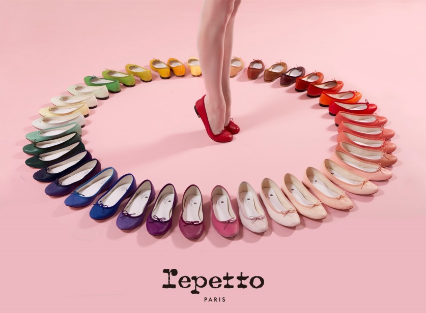 殿堂级芭蕾舞鞋履Repetto入驻唯品会 带来法式优雅与时尚