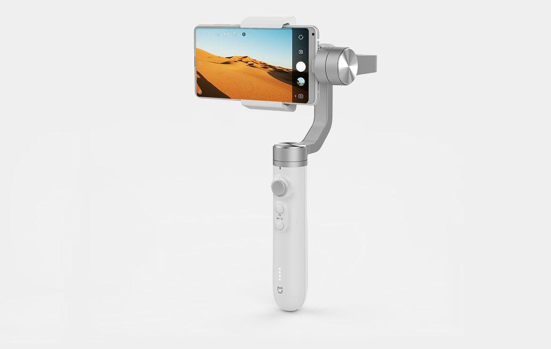 小米米家推出手持手机云台:三轴稳定,售价 599 元