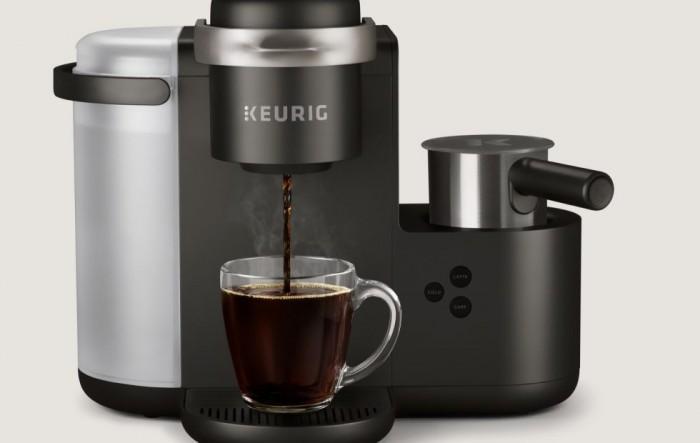 K-Cafe系列胶囊咖啡机亮相 可萃取更浓烈意式浓缩