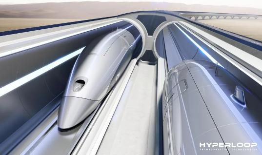 Hyperloop将为乌克兰建设超级高铁