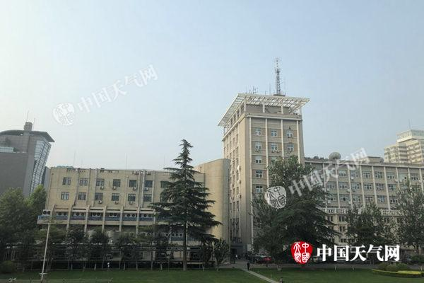 北京雷阵雨贯穿端午假期 外出注意防范强对流天气