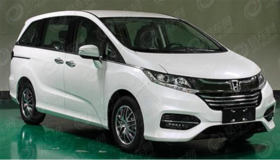 本田新款奥德赛将7月15日上市 外观设计微调_汽车