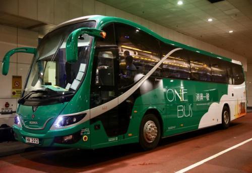 港珠澳大桥港澳跨境巴士将运营 料载客量80%以上