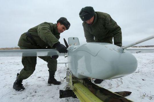 极力追赶中美!俄媒称俄版全球鹰无人机将服役