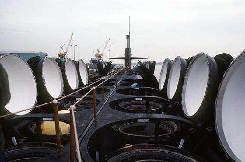 最致命的武器!美媒评选全球最强的5款核潜艇