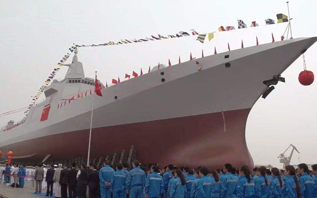 """江南造船厂造军舰速度:从""""十年磨一舰""""到""""下饺子"""""""