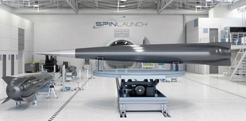 创企SpinLaunch融资4000万美元 想把火箭弹射上天