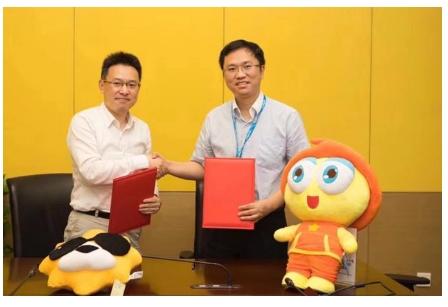 来伊份与苏宁小店签署战略协议,促进双方深层次合作