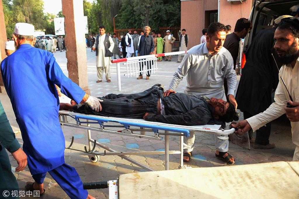 尽管发生自杀式袭击 阿富汗政府仍将与塔利班延长停火