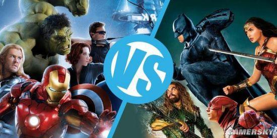 为什么大家喜欢看漫威而不喜欢DC电影:真相了