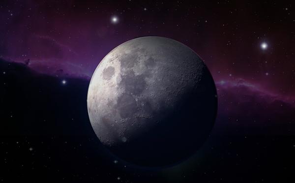 数十年月球温度上升谜团解开:都是美国惹的祸