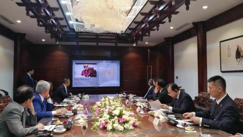 """""""上海合作组织文化交流互鉴""""主题研讨会在太和智库召开"""