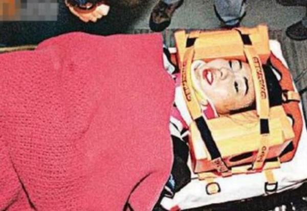 明星拍戏遇突发事故,张柏芝险瘫痪,汪涵眼睛喷血
