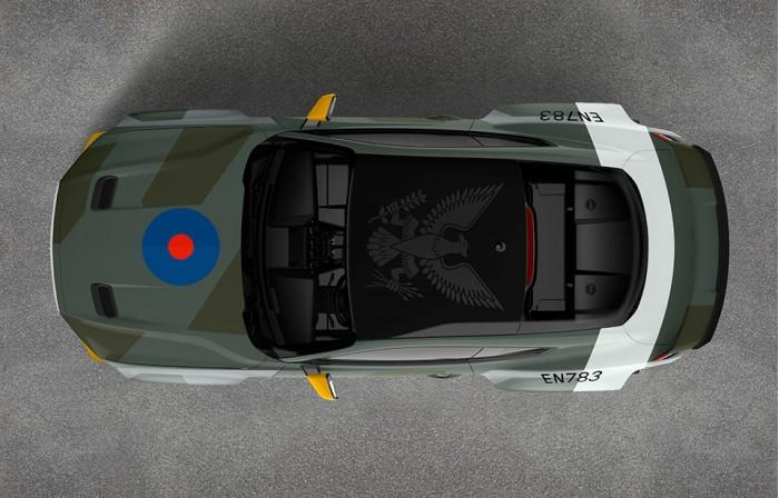 致敬喷火战机 福特预热Eagle Squadron Mustang GT