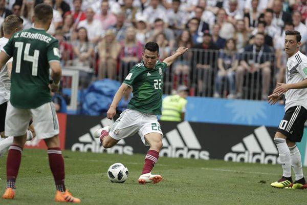 爆冷!2018年世界杯卫冕冠军德国队0-1不敌墨西哥队
