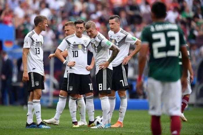 """俄罗斯世界杯冷门夜诞生,夺冠热门德国和巴西先后""""折戟"""""""