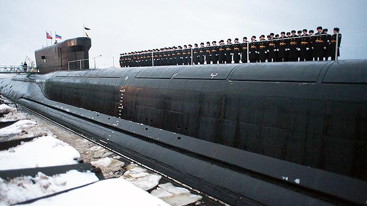 美媒评选全球最危险的5款核潜艇