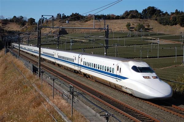 日本新干线的建设人