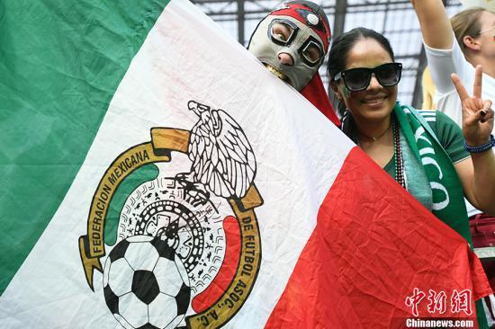 墨西哥首都现轻微地震 或因球队进球民众跳跃造成