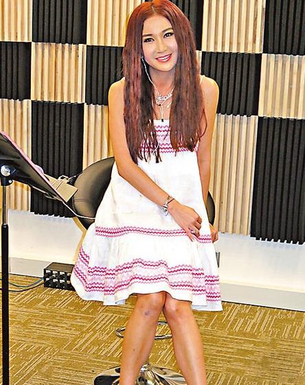 温碧霞称阿娇和自己相像 邀请其做嘉宾帮唱