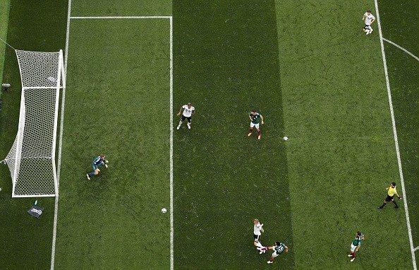 563分钟 9个小时!四星德国自碎世界杯不落后纪录