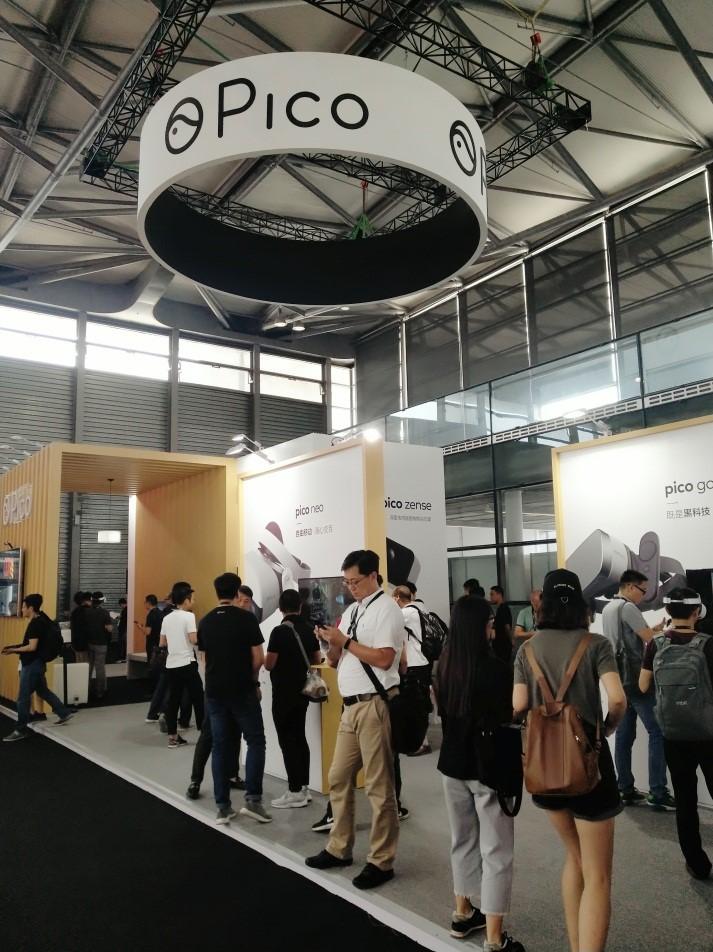 "CESA多款产品引领VR+潮流,Pico实力""秀肌肉"""