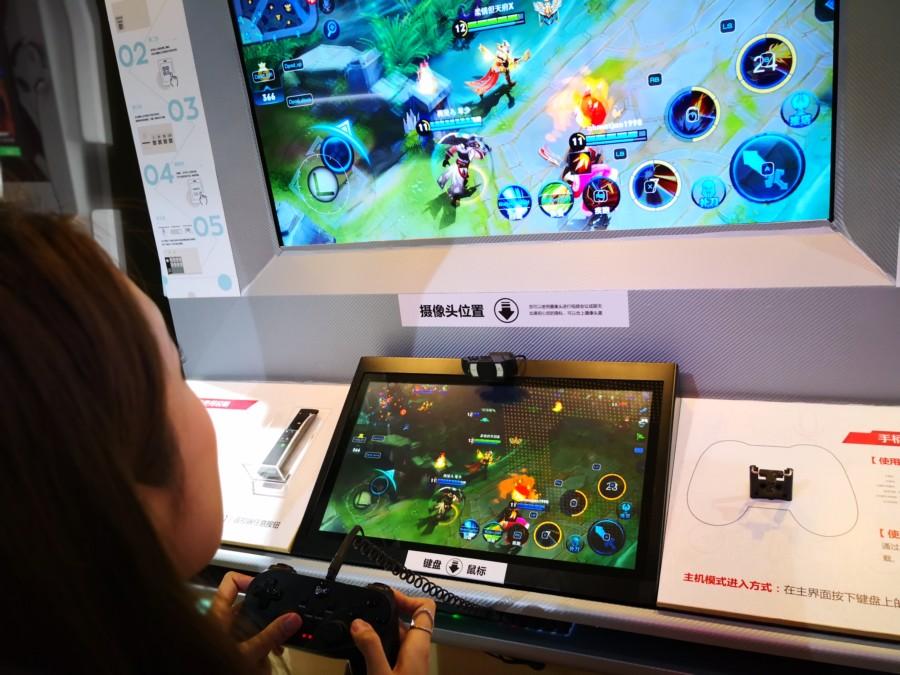 智酷中国姚震:一机三功能 手机应用也玩跨界