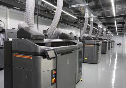 惠普在中国设立亚太最大工业级3D打印中心