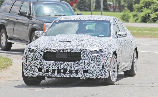 通用拟投资1.75亿美元 投产新一代凯迪拉克轿车