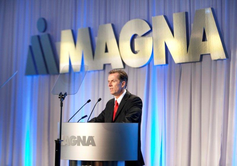 麦格纳拟与北汽新能源成立合资公司 生产电动汽车