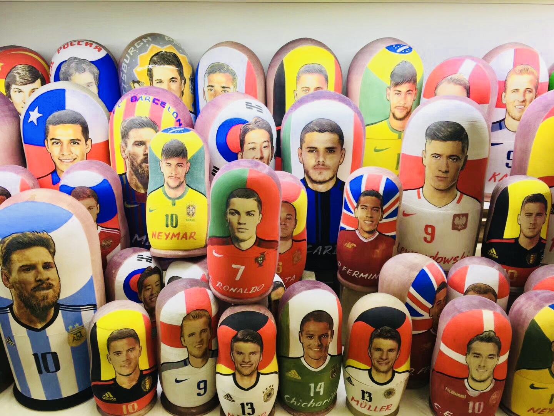 组图:环球网网友世界杯现场观赛趣味见闻