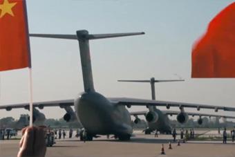 当世界杯推广曲遇上中国航空工业宣传片