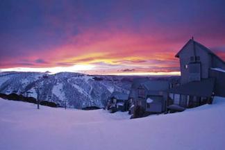 澳大利亚海拔最高雪场 Mount Hotham滑雪场