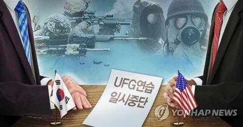 韩总统府:可考虑完全叫停乙支演习