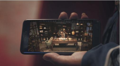 倡导利用黑科技 360智能硬件发布创意广告视频